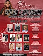 Speak Explosion! Spiritual Warfare Strategies Summit tickets