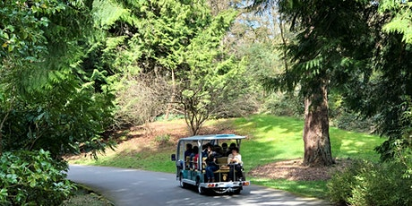 UW Botanic Gardens Tram Tour 2020 tickets