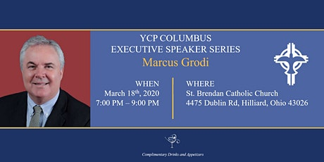 Executive Speaker Series: Marcus Grodi tickets