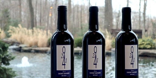 2941 February Tasting Series: Old World vs. New World,  Napa & Bordeaux