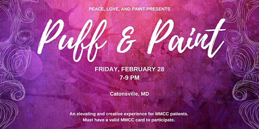 Puff and Paint- Elevate Your Creativity!