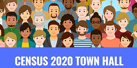 Census 2020 Town Hall for North Oakland tickets