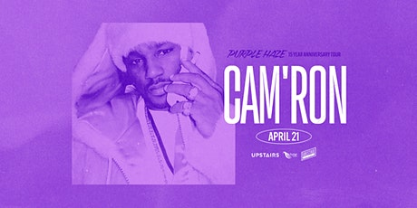 Cam'ron tickets