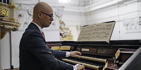 Erben Benefit Organ Recital with Dr. Michal Szostak, Poland tickets