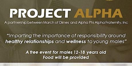 Project Alpha 2020 - Rho 1914 tickets