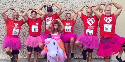 Pink Tutu Run - 2020 Manhattan Beach