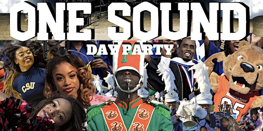 One Sound Day Party: the HBCU Experience