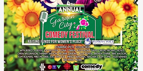 Garden City Comedy Festival 2020 tickets