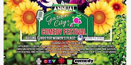 Garden City Comedy Festival 2020 tickets