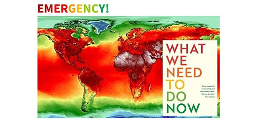 What We Need To Do Now, taking climate action - a talk by Chris Goodall