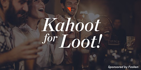 Kahoot for Loot: Legal Trivia Night tickets