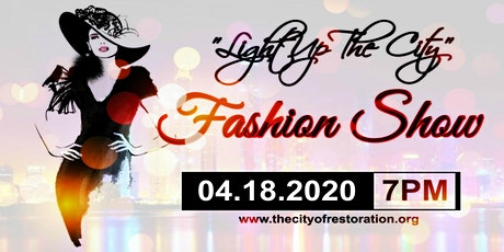 The City Fashion Show tickets