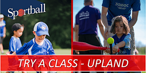 SPORTBALL - TRY A CLASS DAY - UPLAND