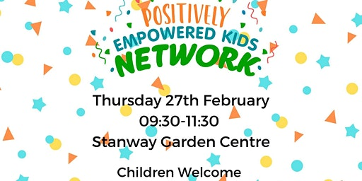 Positively Empowered Kids Network February 2020 COLCHESTER ESSEX