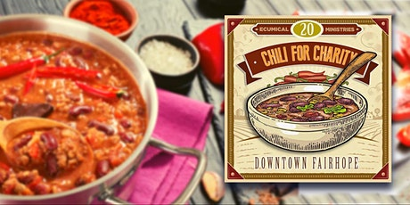 Ecumenical Ministries' 20th Annual Chili for Charity tickets