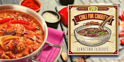Ecumenical Ministries' 20th Annual Chili for Charity