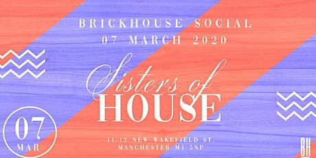 Sisters Of House Manchester Rooftop Party tickets