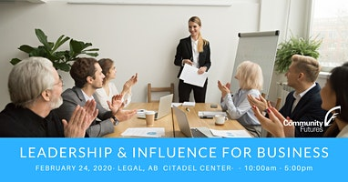 Leadership & Influence for Business - Legal