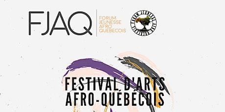 Festival d'Art Afro-Québécois tickets