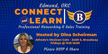 Edmond, OK | Connect & Learn Professional Networking tickets