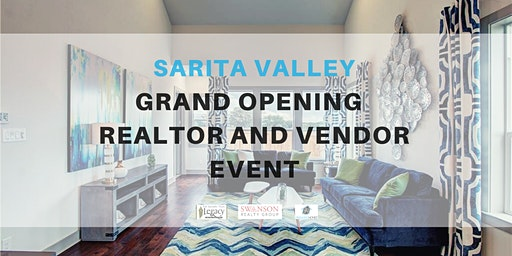Sarita Valley Grand Opening Realtor and Vendor Event