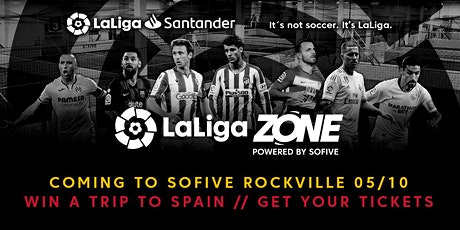 LaLiga Zone Tour 2020 Rockville, MD tickets