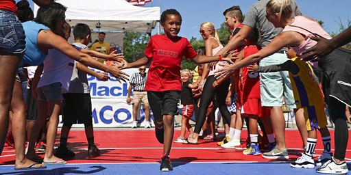 Elkhart Gus Macker 3-on-3 Charity Basketball Tournament