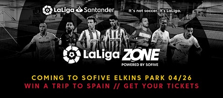 LaLiga Zone Tour 2020 YOUTH SESSION Elkins Park, PA tickets