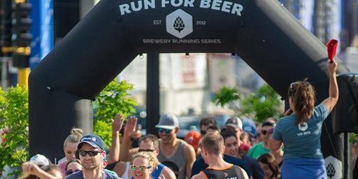 Kick Off Party | 2020 MN Brewery Running Series