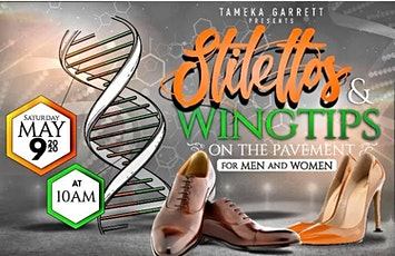 Stilettos & Wingtips on the Pavement Experience tickets