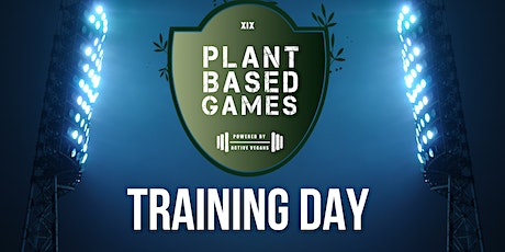 ACTIVE VEGANS TRAINING DAY tickets