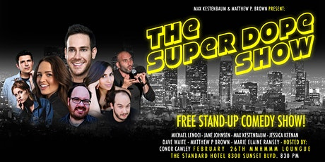 The Super Dope Show tickets