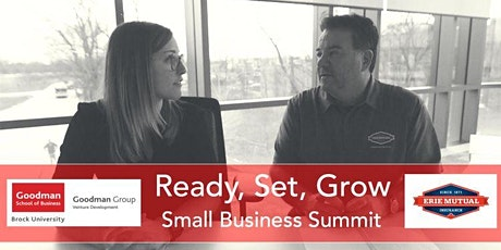 Ready, Set, Grow! Small Business Summit  tickets