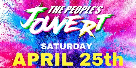 The People's Jouvert tickets