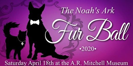 The Noah's Ark Fur Ball tickets
