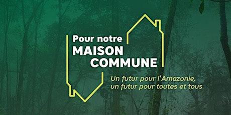 Webinaire de Développement et Paix: Rencontrez votre député.e tickets