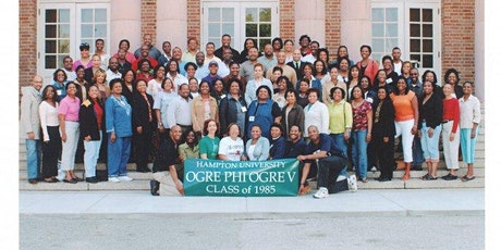 Hampton University Class of 1985 ~ 35th Class Reunion tickets