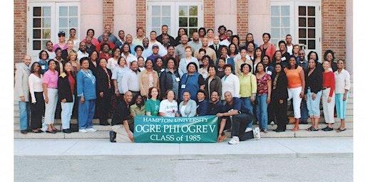 Hampton University Class of 1985 ~ 35th Class Reunion