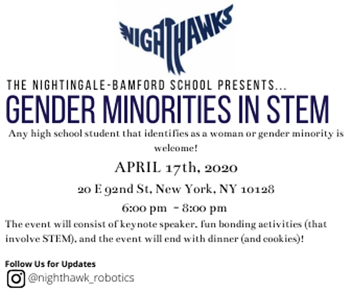 Gender Minorities in FTC Night image