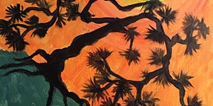 CANCELLED: Bonsai Paint & Sip Night - Art Painting,...