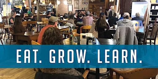 Eat Grow Learn: Free Digital Marketing Plan Seminar