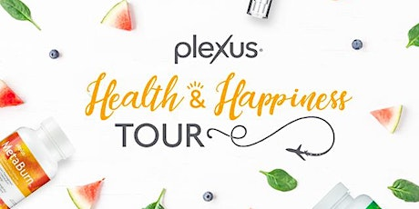 Health and Happiness Tour - Fredericton tickets