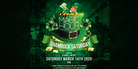 Magic Hour Presents: Shamrock Saturday (St. Patrick's Day Party) tickets