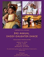 3rd Annual Daddy Daughter Dance
