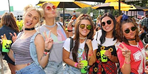 Orlando 90s Throwback Bar Crawl