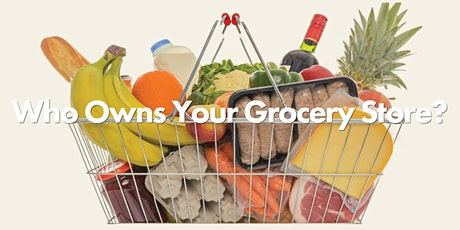 Public Lecture - Grocery Store by Jon Steinman tickets