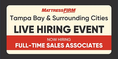 Tampa Bay & Surrounding Cities - On-the-Spot Interviews tickets