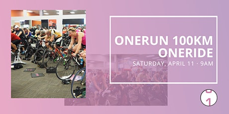 ONERUN Ride - Annual 100KM Bike Ride tickets