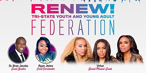 Renew! SACTri-state youth and young adult federati
