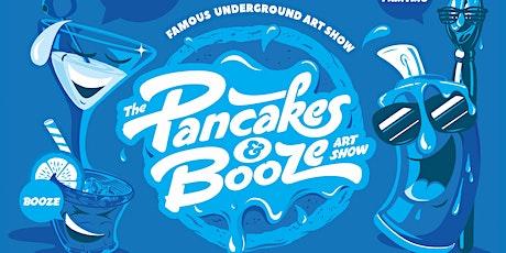 PANCAKES & BOOZE tickets